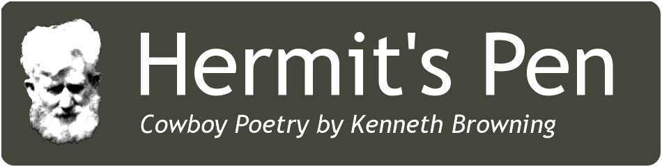 Hermit's Pen - Poetry By Kenneth Browning